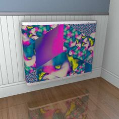 Kaleidoscope Cover 14 Radiator Cover from Emma Gillett's design collection