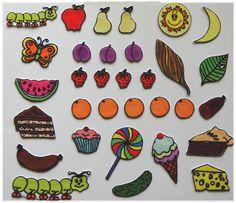 Caterpillar Felt / Flannel Board Set