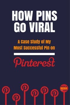 How Pins Go Viral - a case study of my most successful pin on Pinterest
