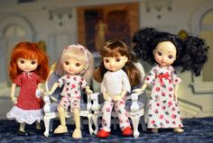 Amelia Thimble Doll Basic Wardrobe | Flickr - Photo Sharing!