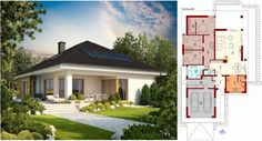 House Design Built-up area 224.94 m² with all House Plan Details
