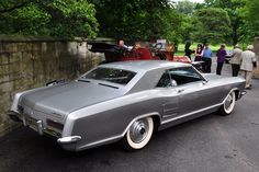 1963 Buick Riviera Silver Arrow I