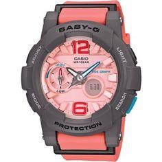 Dámské hodinky Casio BGA-180-4B2 Baby G Shock Watches d459c940cc