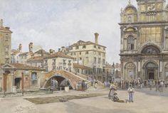 Ladislaus_Eugen_Petrovits_Venezia_Sucola_grande_di_San_Marco_1900.jpg (5280×3561)