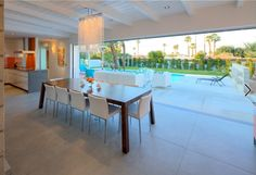 LA Contemp home - From Moderne Builders Palm Springs