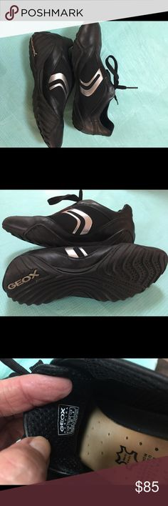 Geox shoes, size 8 Possibly the most comfortable shoe you will ever wear.  Size 8.  Brand new, never worn.  Smoke free environment. Geox Shoes Sneakers