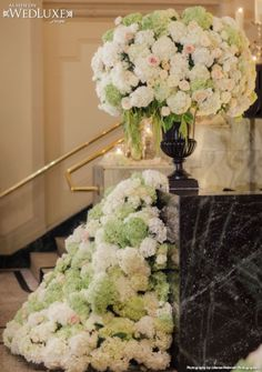 WedLuxe: floral design by Granville Island Florist