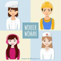 Worker women