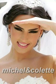 #Bridal #makeup #bride #