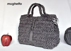 borse uncinetto - crochet bag