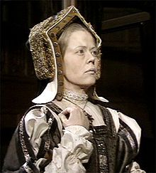 The Six Wives of Henry VIII (BBC TV series) - Wikipedia, the free encyclopedia Catherine Parr, Catherine Of Aragon, Anne Of Cleves, Anne Boleyn, Queen Mary, Princess Mary, Tudor Costumes, Period Costumes, Isabella Of Castile