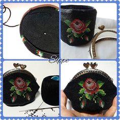 We on Facebook: http://ift.tt/2jRHDjd Beautiful Beaded Jewelry #underbeads by @underbeads Check our #AmazingPhoto WEBSTA: Beaded coinpurse #beading #beadcrochet #helmityöt #helmivirkkaus #toho #siemenhelmi #seedbeads #beadwork #helmeily #handmade #diy #ihanitse #purse #coinpurse #kukkaro #pussukka #rose #ruusu