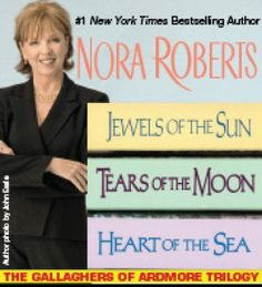 My Second Very Favorite Nora Roberts lindary