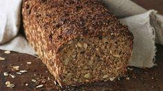 Jednoduchý celozrnný chléb Foto: