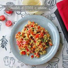 quinoa verdure La cucina di ASI © da mettere