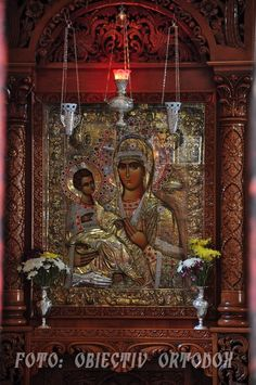 mary and yeshua Religious Pictures, Sacred Art, Christian Art, Altar, Catholic, Statue, Painting, Inspirational Photos, Madonna