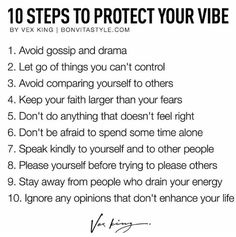 Please protect your vibe ♡