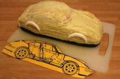 Car cake process
