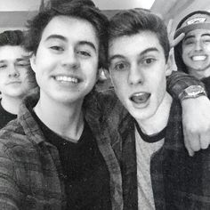Shawn Mendes Birthday: See Throwback Pictures of the Original MagCon Boys - M Magazine Shawn Mendes Quotes, Shawn Mendes Imagines, Magcon Imagines, Shawn Mendes Birthday, Macon Boys, Bae, Magcon Family, Kids In Love, Throwback Pictures