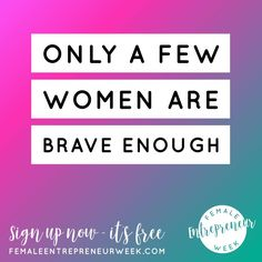 Join Female Entrepreneur Week Plus Enter The Little Big Business Bootcamp Giveaway (worth $997)