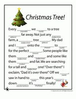 FREE – Christmas Activty Sheet Printables