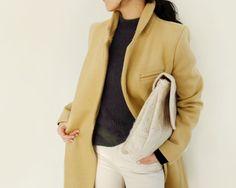 [reflower] 슈에뜨자켓 / basic women's coat : 리플라워