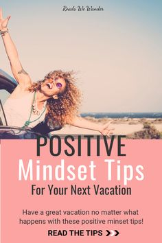 Learn my best positive mindset tips for a great vacation! Even if everything goes wrong, these tips will help you enjoy every moment of your next vacation! #RoadsWeWander Have A Great Vacation, Great Vacations, Disney World Planning, Disney World Vacation, When Everything Goes Wrong, What Do You Hear, International Travel Tips, Disney World Tips And Tricks, Cruise Tips