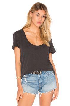 FREE PEOPLE Phoebe Tee. #freepeople #cloth #dress #top #shirt #pant #coat #jecket #jacket #shorts #ski