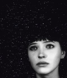 Anna Karina - Danish actress