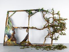 Installation by Valerie Hagerty