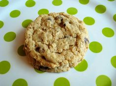 Classic Oatmeal Chocolate Chip Cookies - very good and classic