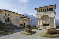 Il Sacro Monte di Varallo Mansions, House Styles, Home Decor, Italia, Decoration Home, Manor Houses, Room Decor, Villas, Mansion
