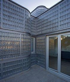 Glasbaustein PEGASUS Metallizzato by SEVES Divisione glassblock