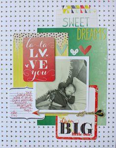 Sweet Dreams - Scrapbook.com