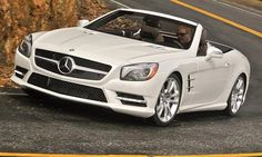 """Can you say """"Dream Car""""? The 2013 Mercedes-Benz SL-Class Roadster is the stuff dreams are made of!!!"""