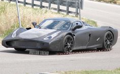 Spied! Ferrari Enzo Prototype Caught Testing - WOT on Motor Trend
