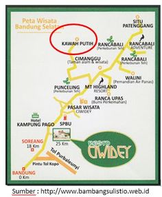 All About Bandung: Wisata Alam Kawah Putih Ciwidey
