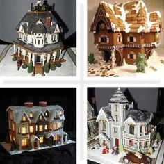 Award-Winning Creations | 7 Astounding, Award-Winning Gingerbread ...