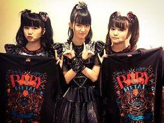 Mood for the day Babymetal.  regram @babymetal_official #サマソニいよいよ今週末8/19大阪8/20東京メインステージに出演DEATHグッズ情報はこちら http://www.babymetal.jp/news/detail.php?id=529 #BABYMETAL #SUMMERSONIC2017 #SUMMERSONIC