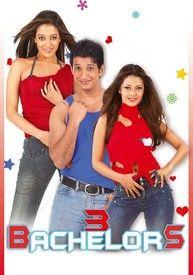 Buy 3 Bachelors movie DVD