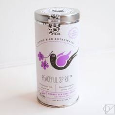 Flying Bird Botanicals Peaceful Spirit Loose Tea