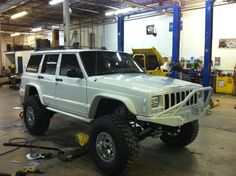 . jeep xj