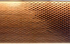 de Schicht // metselwerk met strijklicht   by Steven van der Goes architecten bna