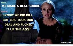 TB S06E09 quote 1 Sookie Stackhouse
