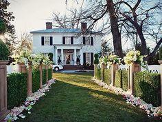 Primrose Cottage Roswell Weddings Atlanta Reception Venues 30075