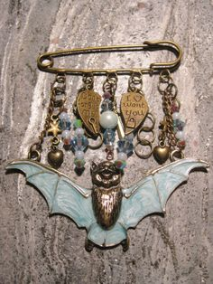 Going Batty Over You!  $24.95 + s/h