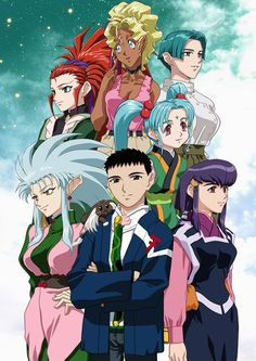 """Second """"Tenchi Muyo! 4th"""" PV Previews Opening Theme Song by Mike Ferreira"""
