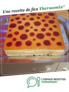 Mousse acidulée par mel1410. Une recette de fan à retrouver dans la catégorie Desserts & Confiseries sur www.espace-recettes.fr, de Thermomix<sup>®</sup>.