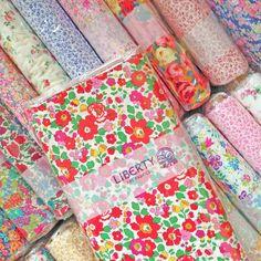 New Liberty fabrics have arrived! - AliceCarolineBlog