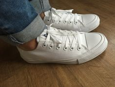 #converse - best in white